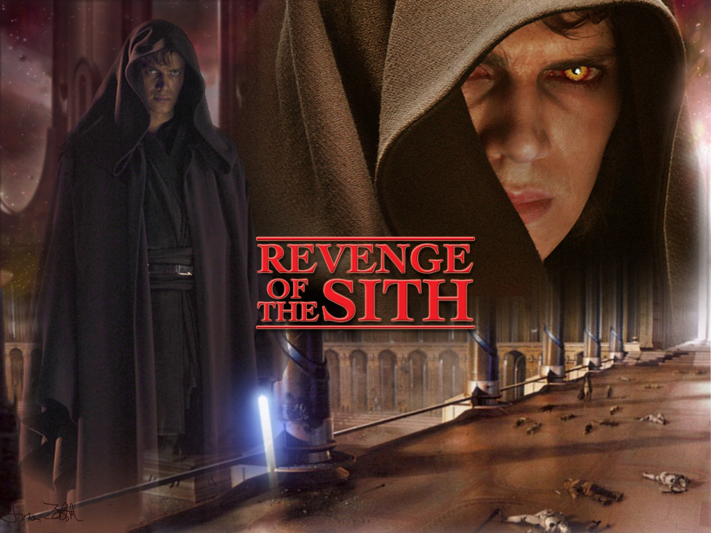 SimonZ's Home Page - Wallpapers: Revenge of The Sith