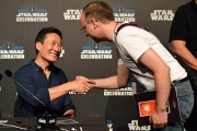 Meeting with Doug Chiang, design director & concept artist, Lucasfilm