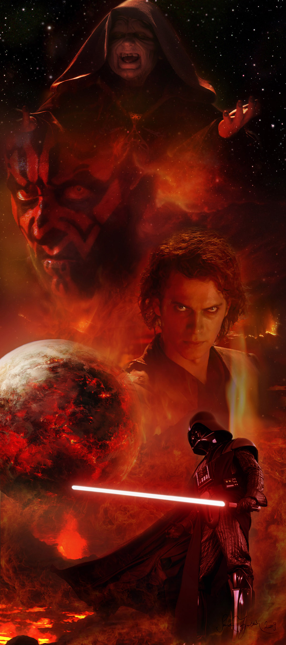 Simonz S Home Page Star Wars Wallpapers Posters Cover Designs